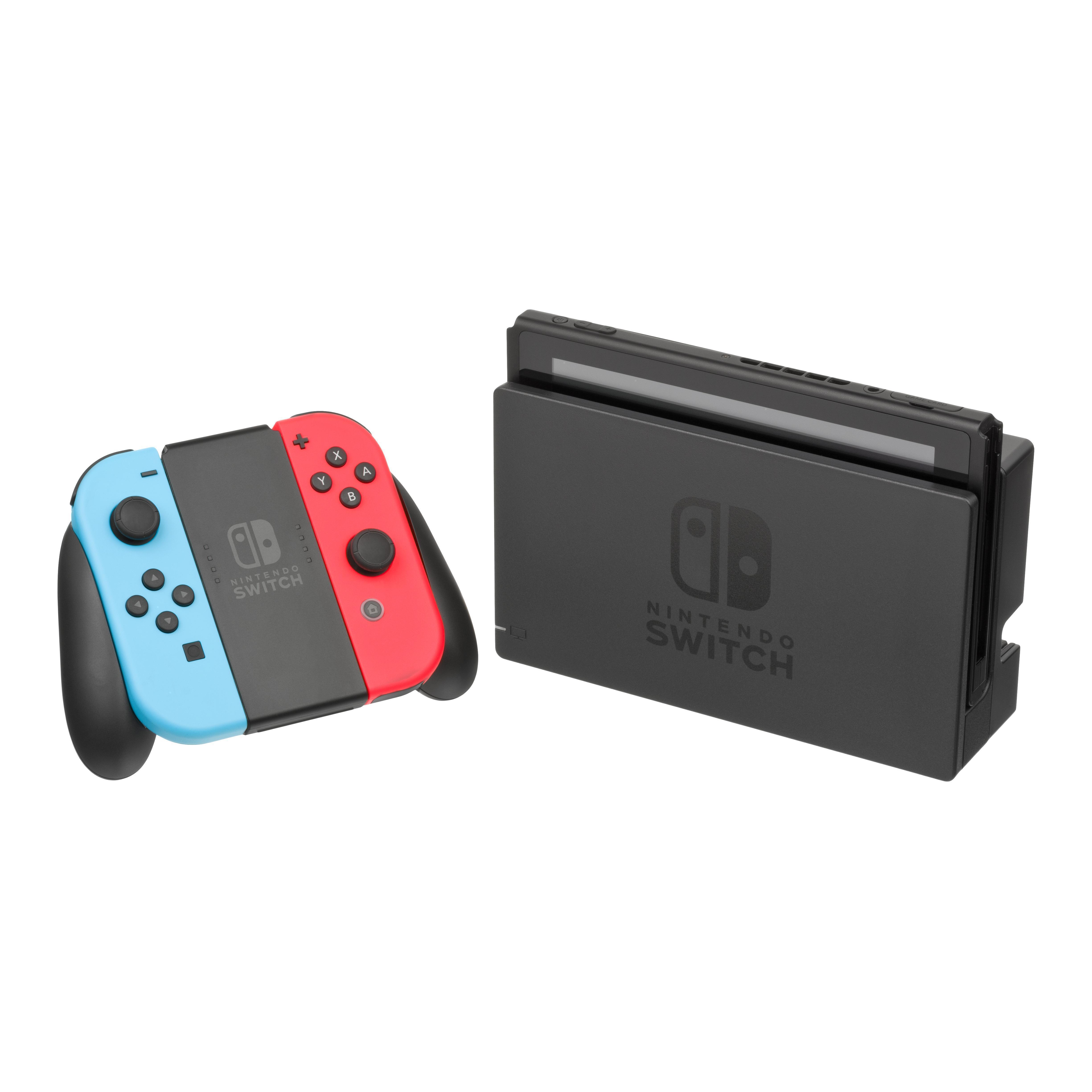 Console Nintendo Switch Mario Kart Deluxe 32 Go - Gris