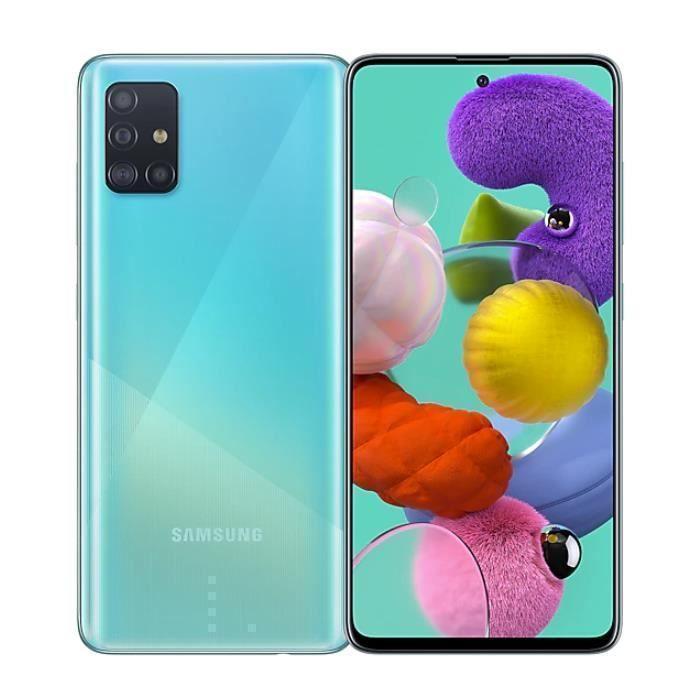 Galaxy A51 Dual Sim