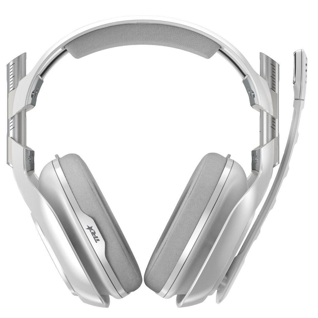 Casque Réducteur de Bruit Gaming    avec Micro Astro A40 TR + Mixamp Pro TR - Blanc
