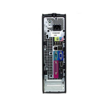 Dell OptiPlex 780 SFF Core 2 Duo 3 GHz - SSD 480 Go RAM 4 Go