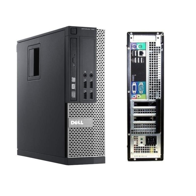Dell OptiPlex 790 SFF Core i3 3,3 GHz - HDD 480 Go RAM 16 Go