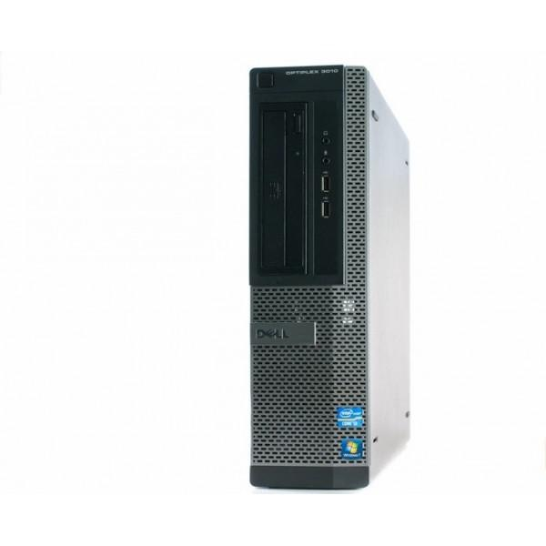 Dell Optiplex 3010 DT Pentium 2,9 GHz - SSD 480 Go RAM 4 Go