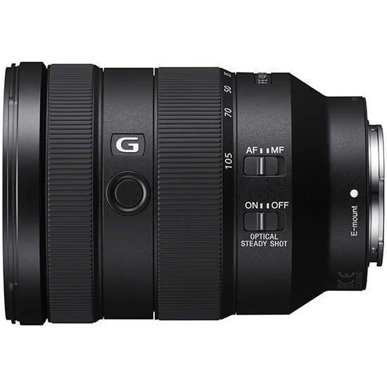 Objectif Sony Sony E 24-105mm f/4