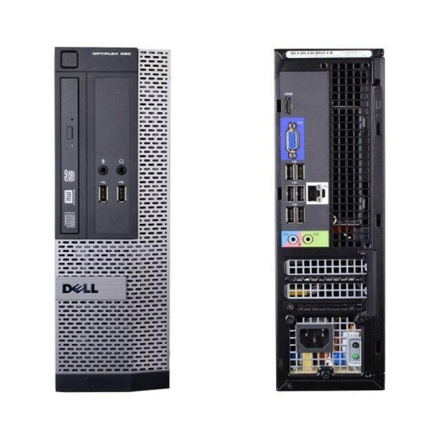 Dell Optiplex 7010 SFF Pentium 3,1 GHz - SSD 480 GB RAM 16 GB