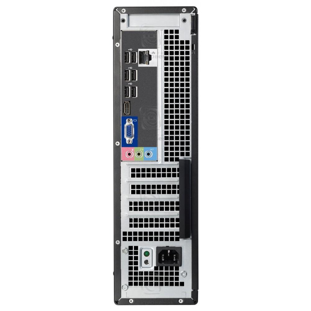 Dell OptiPlex 3010 DT Core i3 3,1 GHz - SSD 480 GB RAM 4 GB