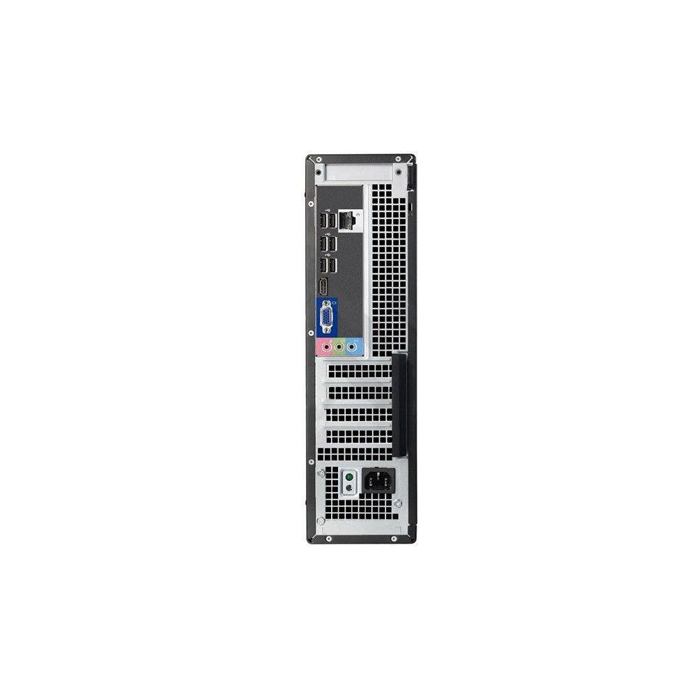 Dell OptiPlex 3010 DT Core i3 3,1 GHz - SSD 480 Go RAM 8 Go