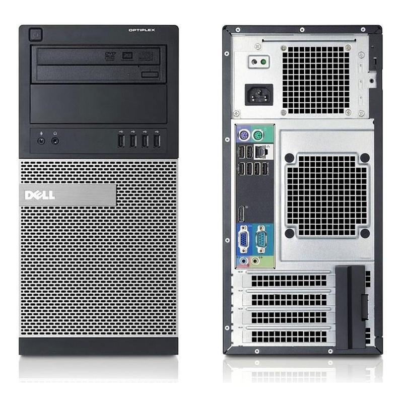 Dell OptiPlex 790 MT Core i3 3,1 GHz - SSD 480 Go RAM 8 Go