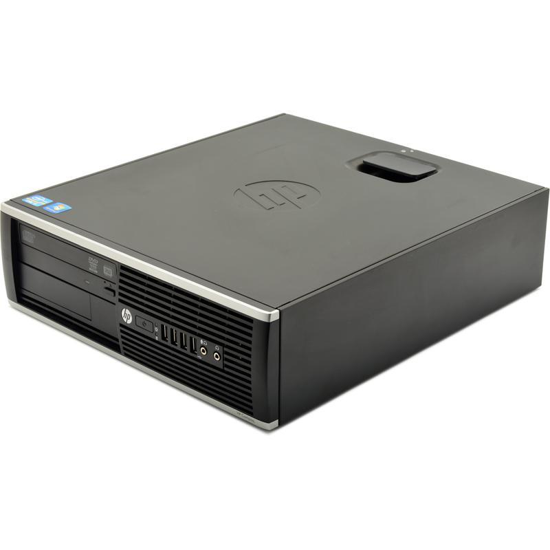 HP Compaq 6200 Pro SFF Core i3 3,1 GHz - SSD 480 Go RAM 8 Go