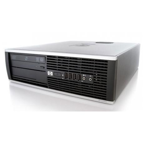 HP Compaq Elite 8200 SFF Core i5 3,1 GHz - HDD 480 Go RAM 8 Go
