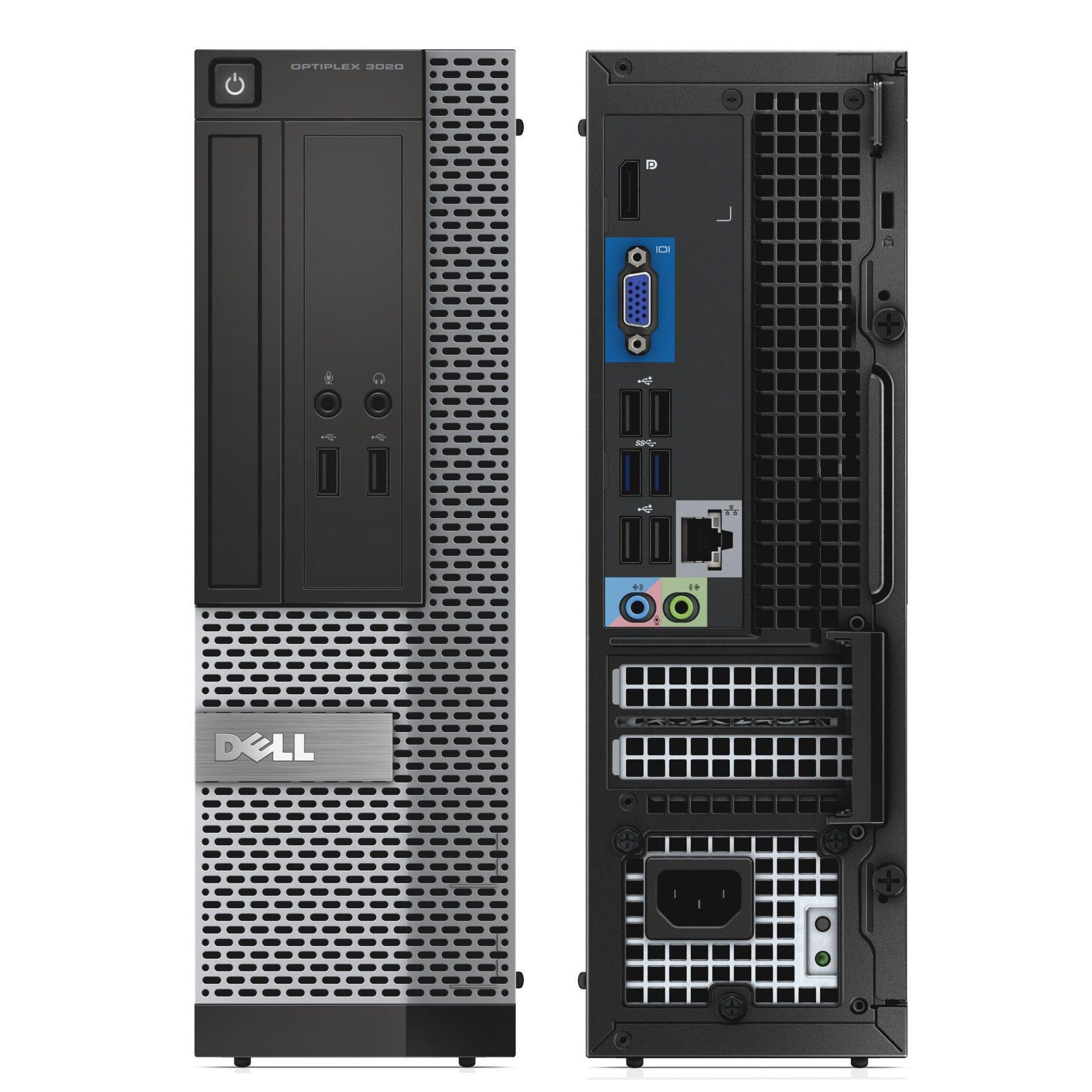 Dell OptiPlex 3020 SFF Pentium 3 GHz - HDD 480 GB RAM 4 GB