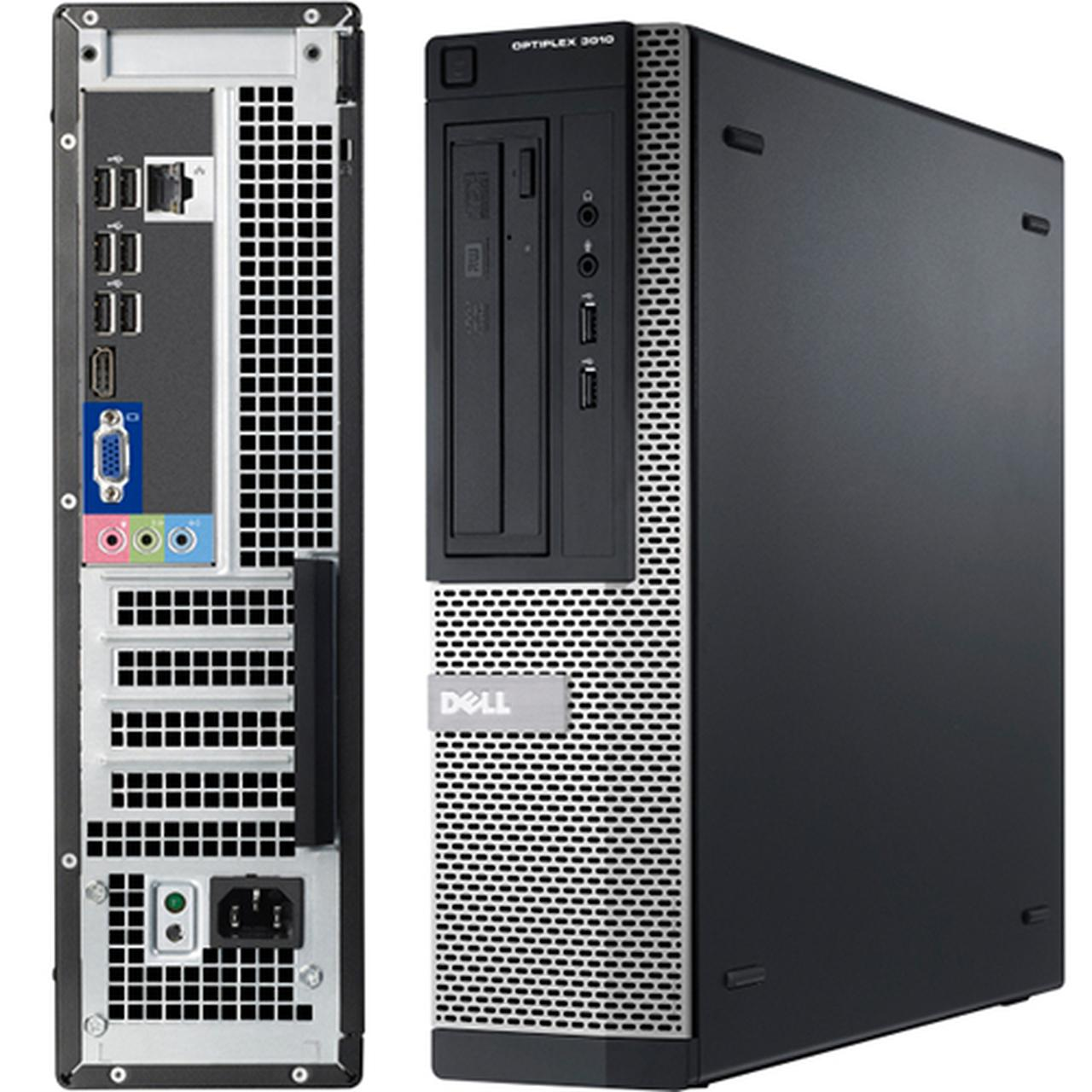 Dell OptiPlex 3010 DT Core i5 3,2 GHz - HDD 480 Go RAM 8 Go