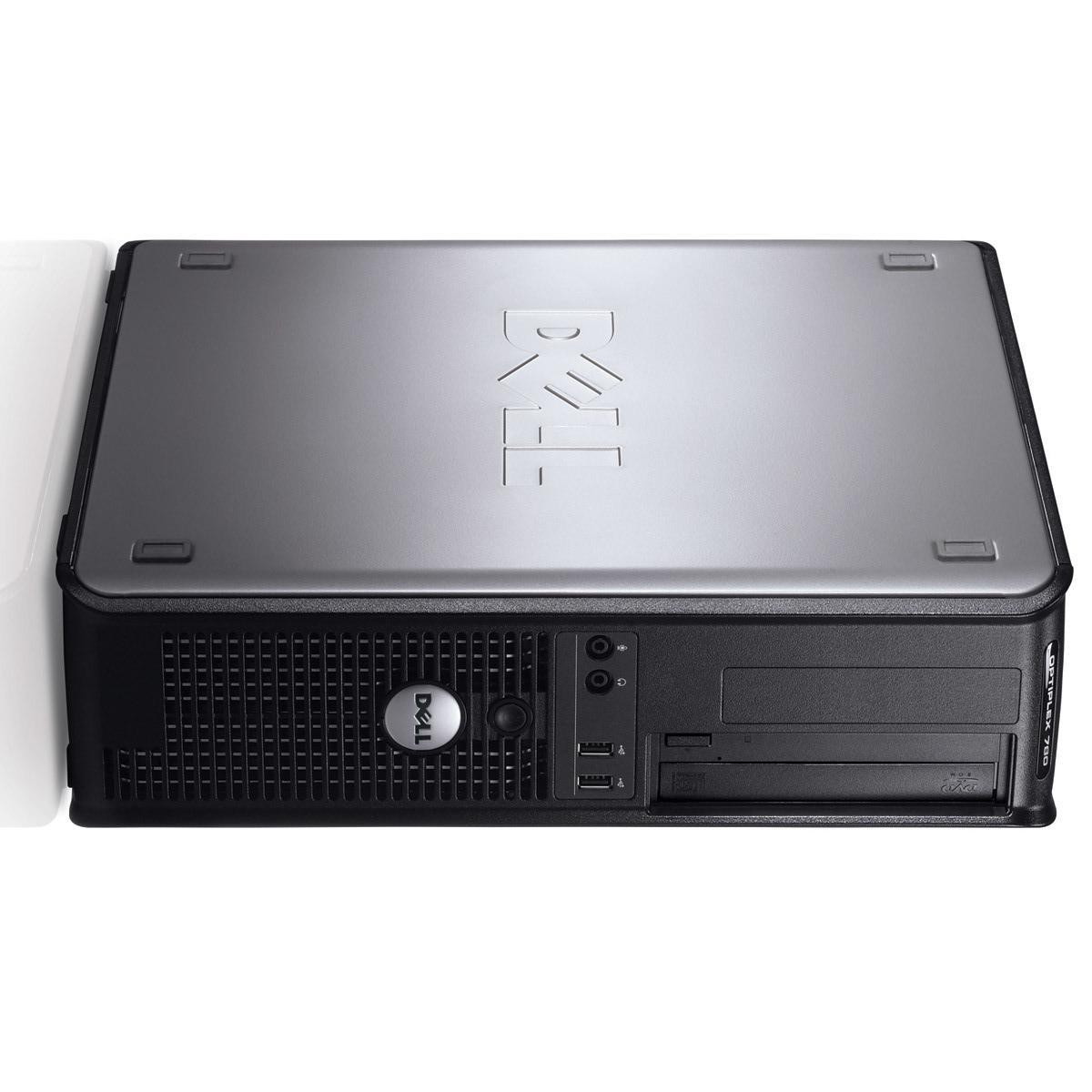 Dell OptiPlex 780 DT Core 2 Duo 2,93 GHz - HDD 500 Go RAM 16 Go