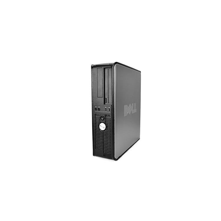 Dell OptiPlex 780 DT Core 2 Duo 2,93 GHz - HDD 500 Go RAM 4 Go