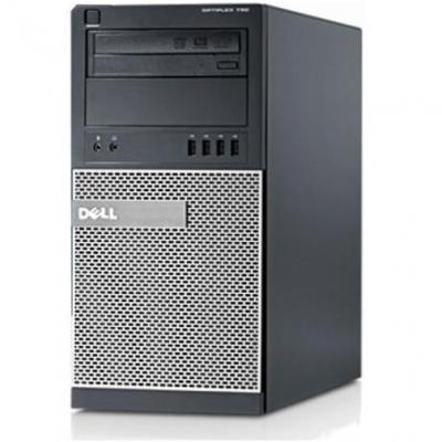 Dell Optiplex 790 MT Core i5 3,2 GHz - HDD 250 Go RAM 4 Go