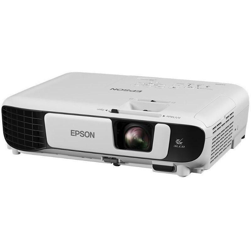 Vidéo projecteur Epson EB-W42 Blanc