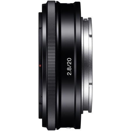 Objectif Sony Sony E 20mm f/2.8