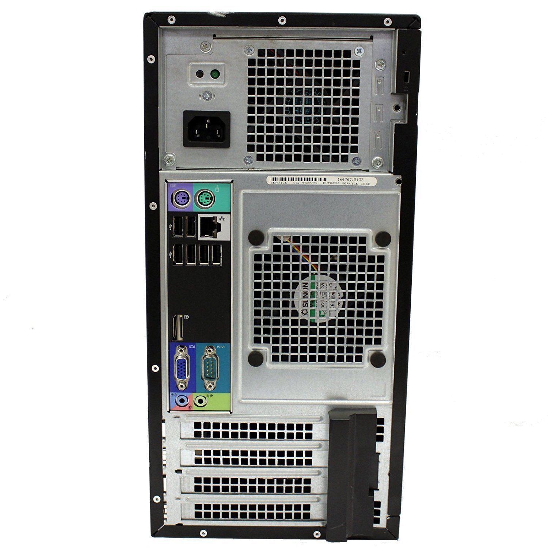 Dell OptiPlex 790 MT Core i5 3,2 GHz - SSD 240 Go RAM 8 Go
