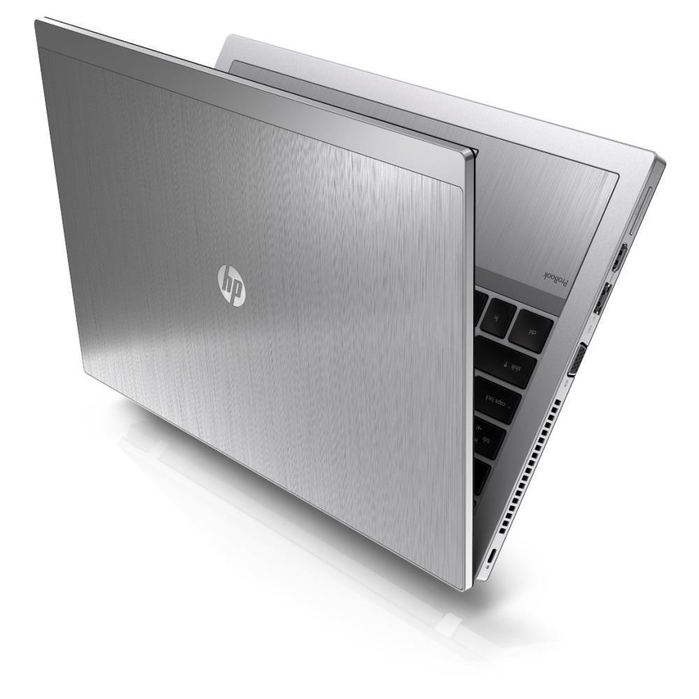 "HP EliteBook 2560p 12"" Core i5 2,3 GHz  - HDD 500 Go - 8 Go QWERTZ - Allemand"
