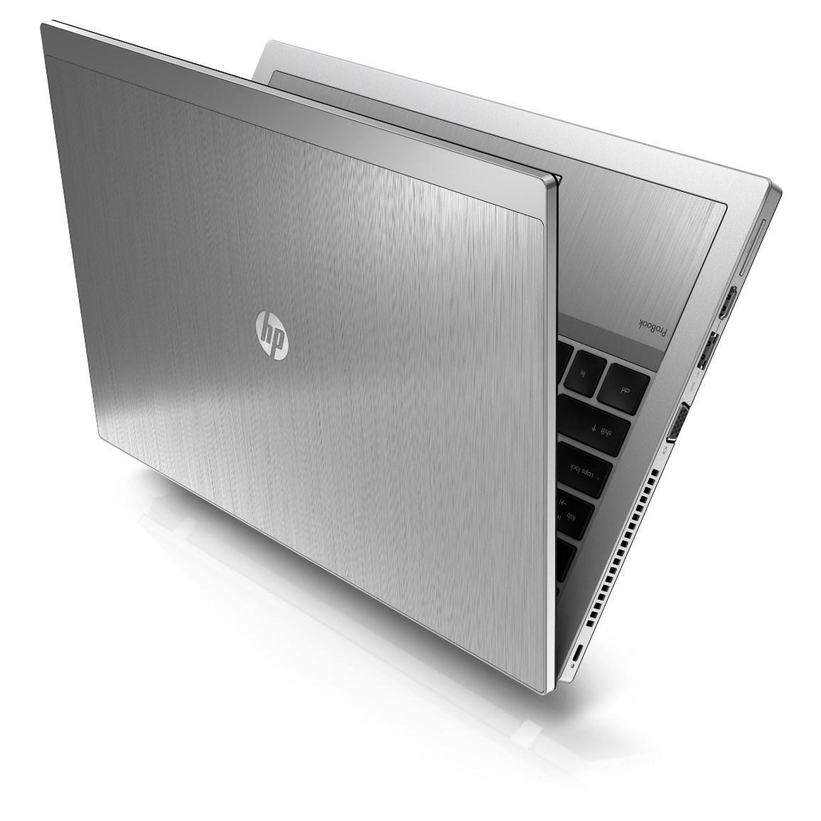 "HP EliteBook 2560P 12"" Core i5 2,3 GHz - SSD 512 Go - 8 Go QWERTZ - Allemand"