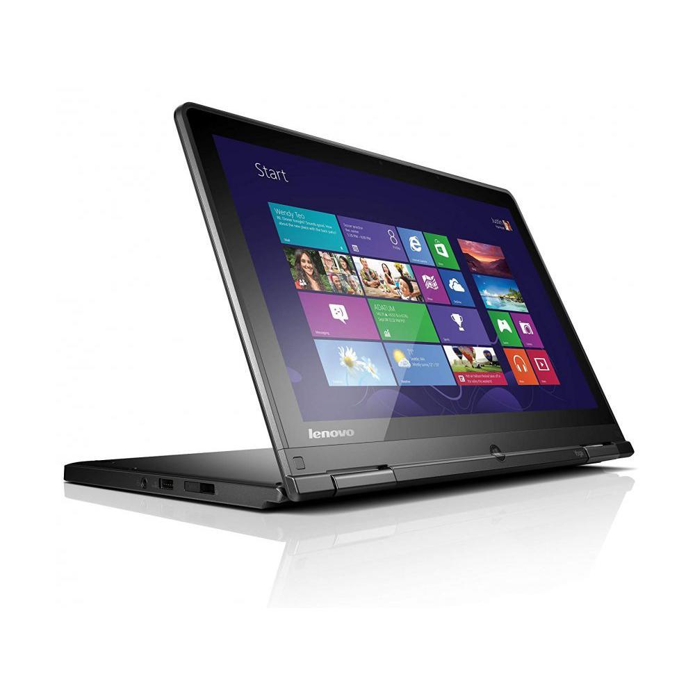 Lenovo ThinkPad Yoga 12 12,5-tum Core i5-5300U - SSD 256 GB - 4GB AZERTY - Fransk