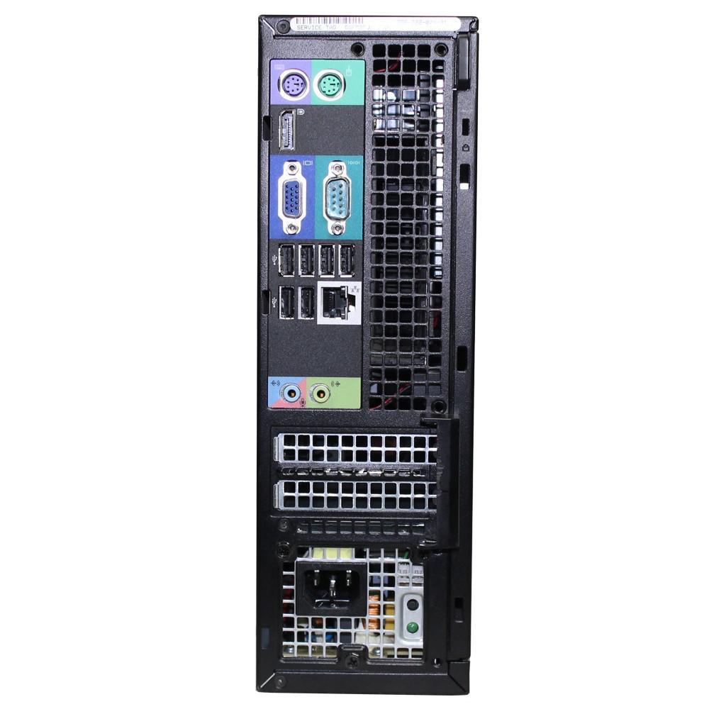 "Dell OptiPlex 990 SFF 17"" Core i5 3,1 GHz - HDD 2 To RAM 8 Go"