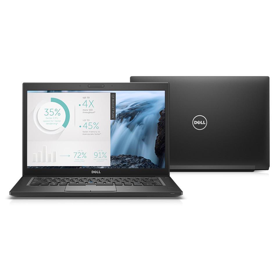 "Dell Latitude 7480 14"" Core i5 2,6 GHz  - SSD 128 Go - 8 Go AZERTY - Français"