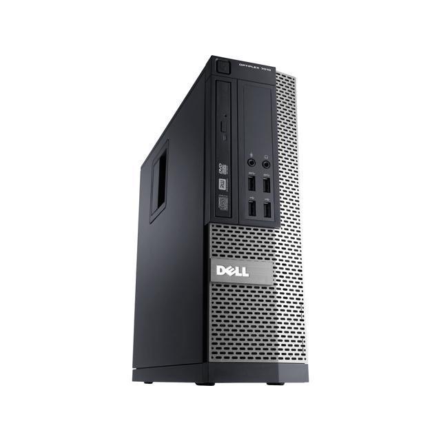 """Dell Optiplex 990 SFF 19"""" Core I5 3,1 GHz  - HDD 2 To - 8 Go"""