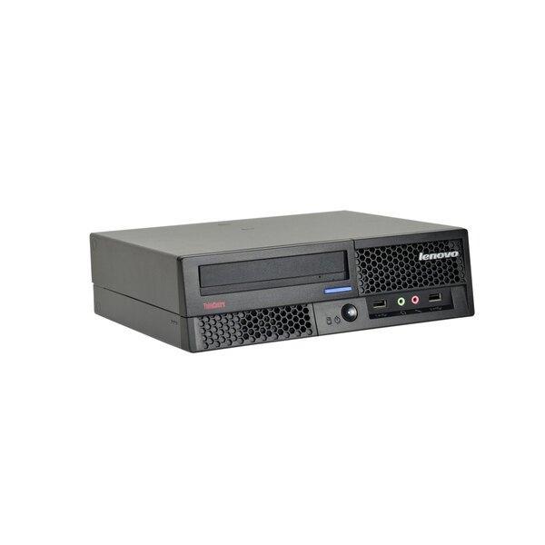 Lenovo ThinkCentre M58 Pentium 2,6 GHz - HDD 250 Go RAM 4 Go