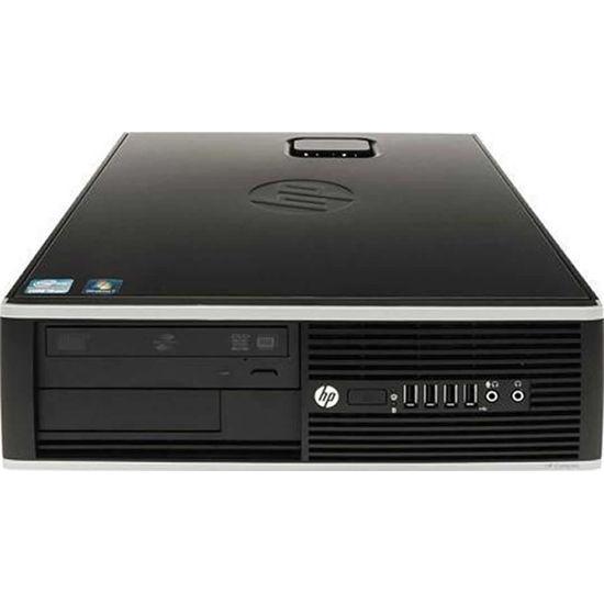 HP Compaq Elite 8100 SFF Core i3 2,93 GHz - SSD 240 Go RAM 8 Go
