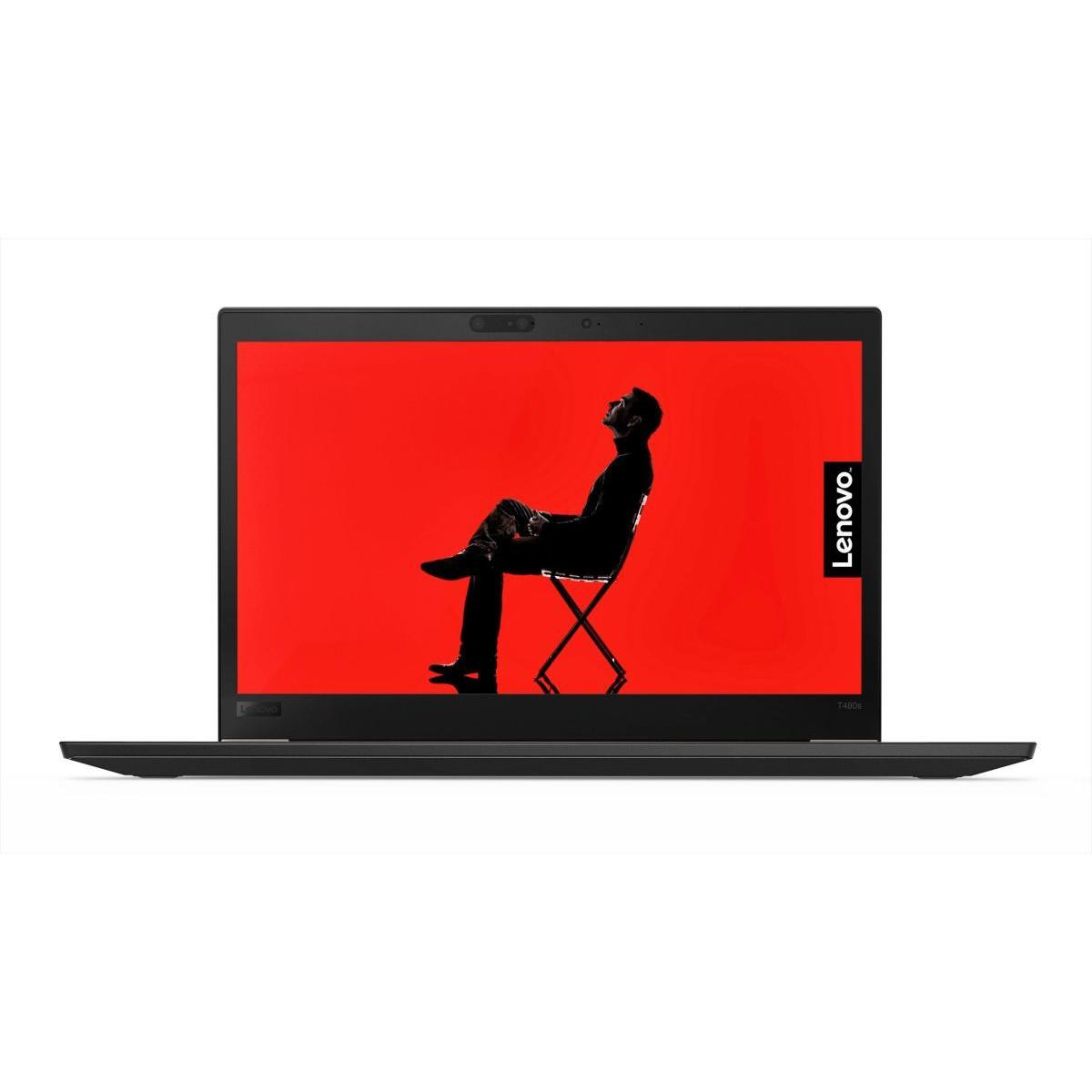 Lenovo ThinkPad T480S 14-inch (2018) - Core i7-8650U - 16GB - SSD 512 GB QWERTY - Spanish