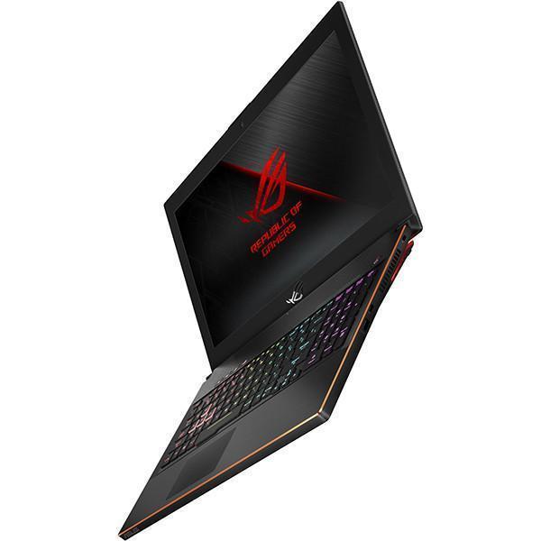 Asus Rog GX501VI-GZ027T 15,6-tum - Core i7-7700HQ - 16GB 512GB NVIDIA GeForce GTX1080 AZERTY - Fransk
