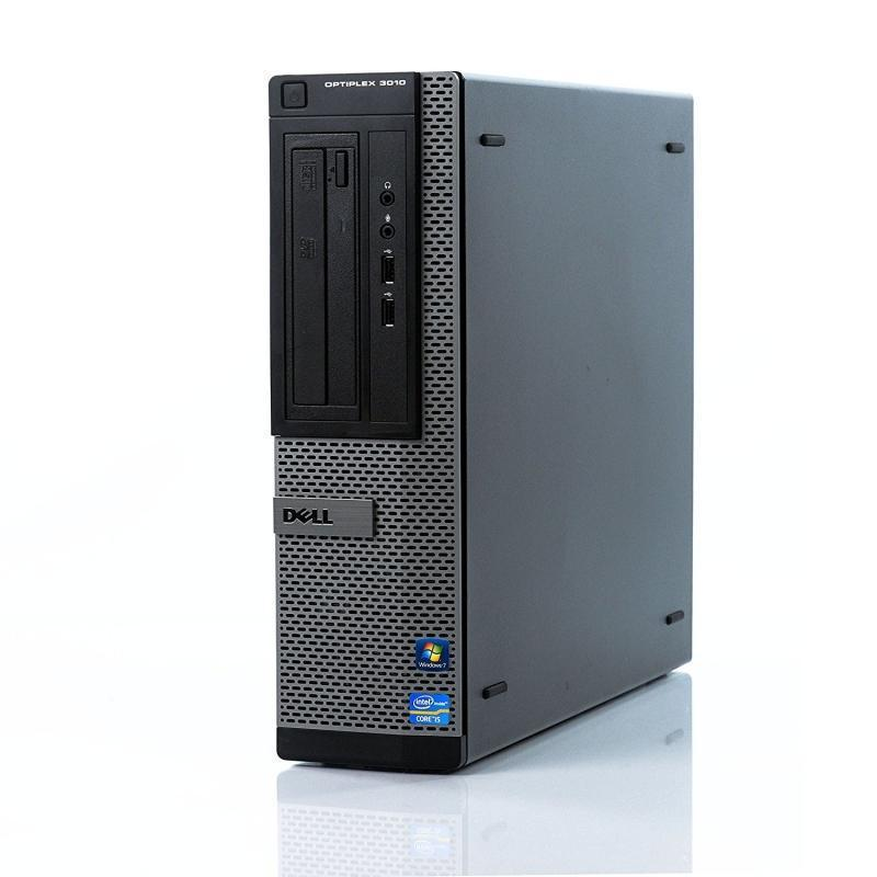 Dell OptiPlex 3010 DT Pentium 3,1 GHz - HDD 250 GB RAM 4 GB