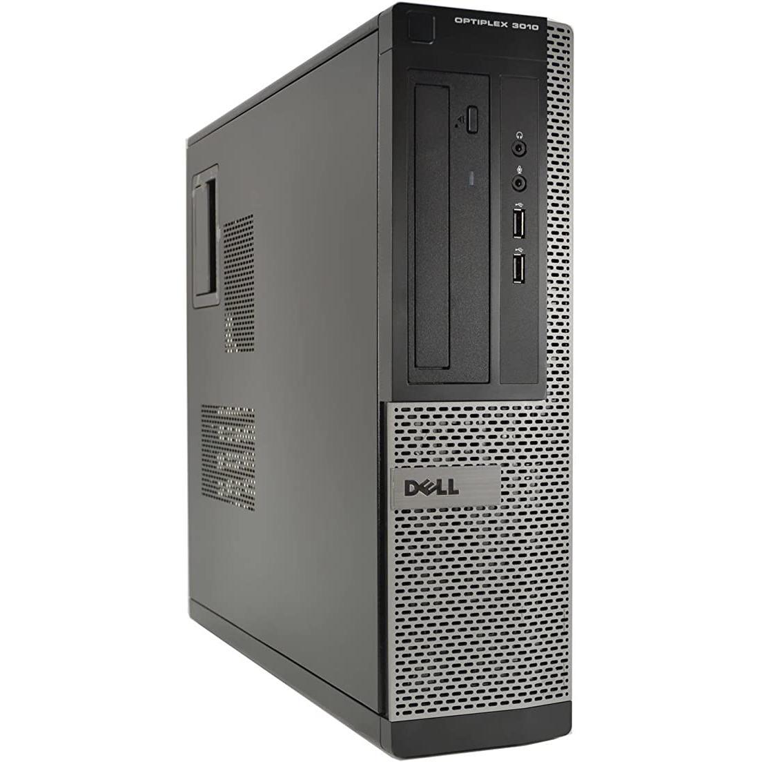 Dell OptiPlex 3010 DT Pentium 3,1 GHz - HDD 250 GB RAM 8 GB