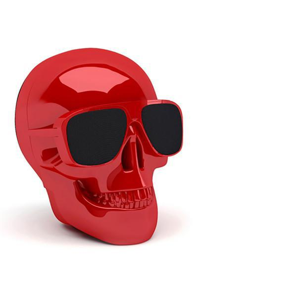 Jarre AeroSkull XS+ Bluetooth Speakers - Red