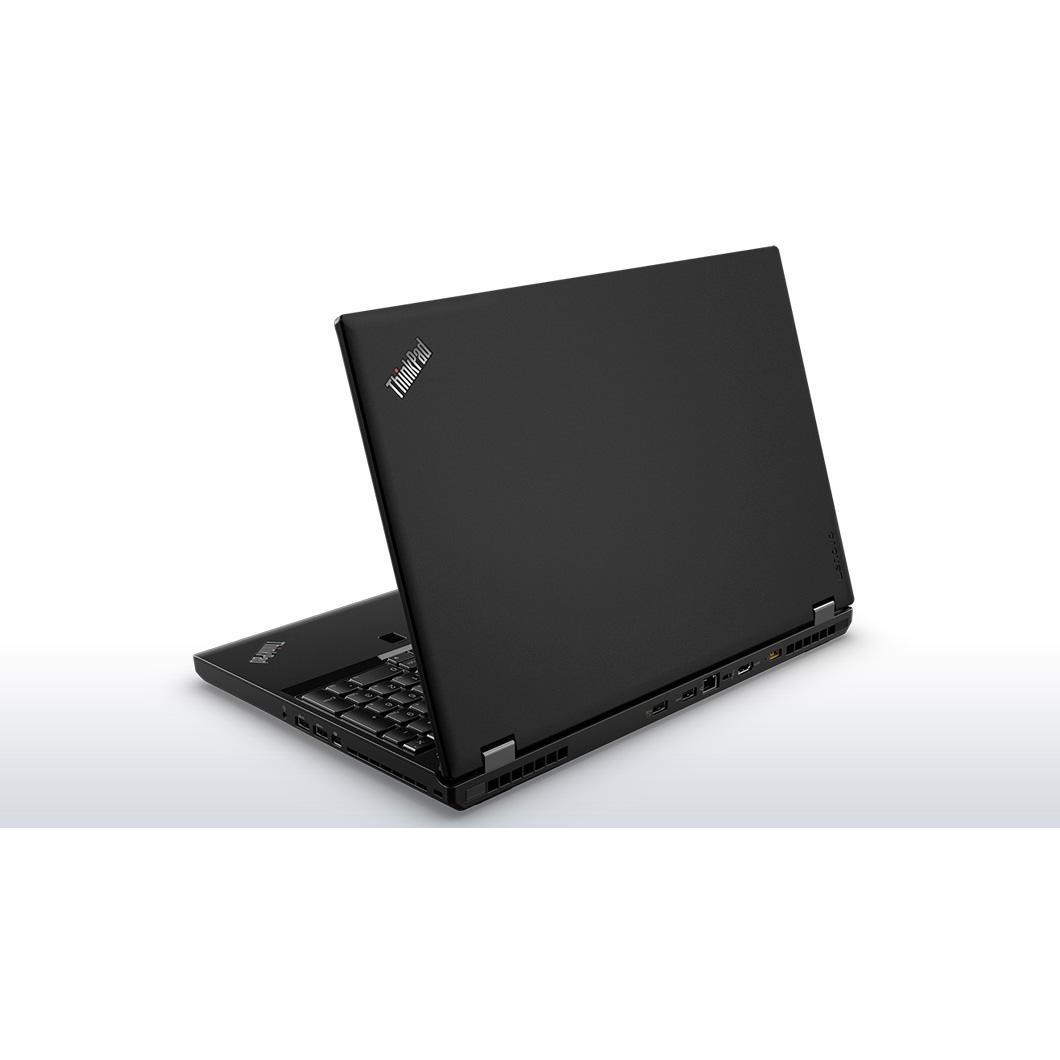 Lenovo ThinkPad P50 15,6-tum (2016) - Core i7-6820HQ - 32GB - SSD 512 GB AZERTY - Fransk