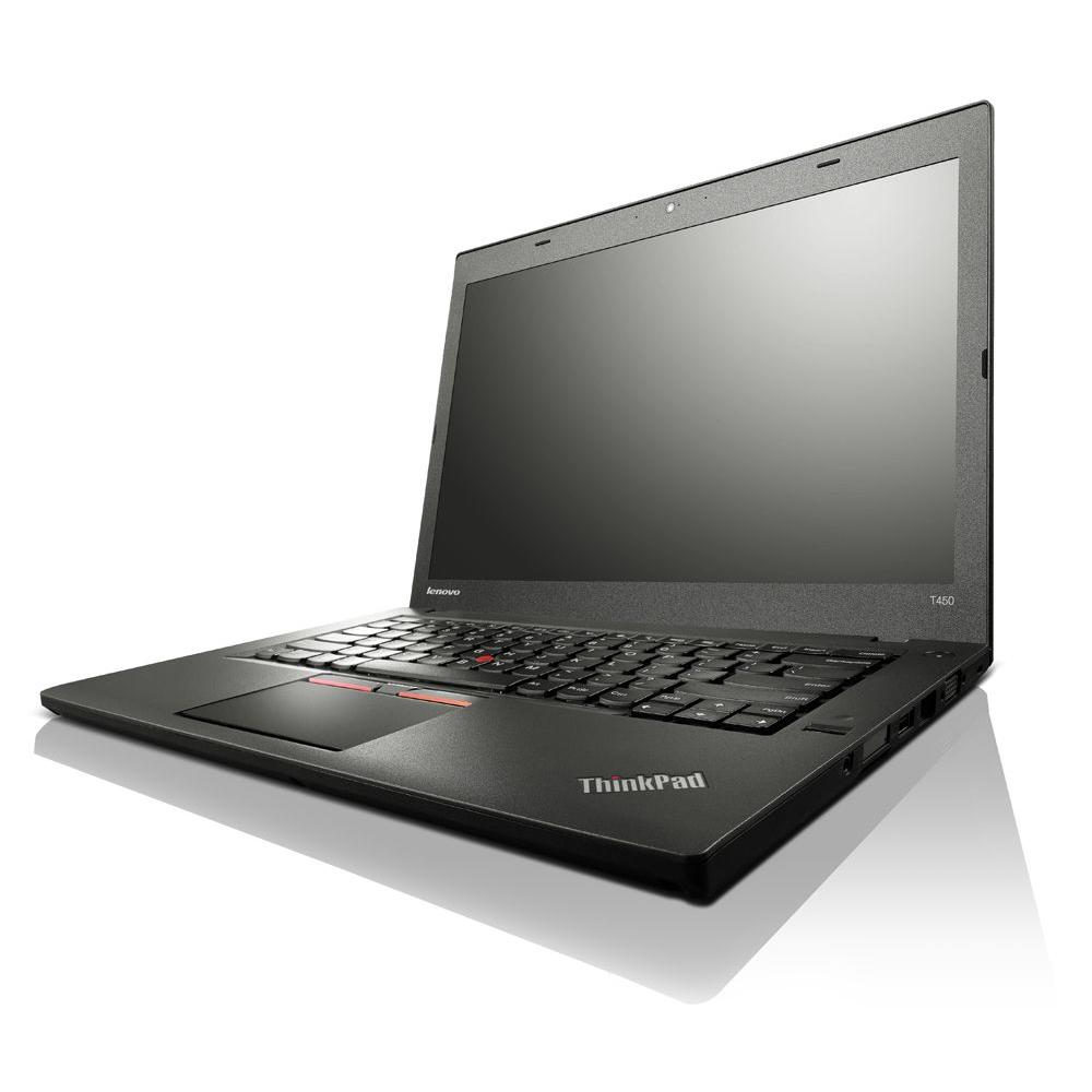 "Lenovo Thinkpad T450 14"" Core i5 2,3 GHz  - SSD 256 Go - 8 Go AZERTY - Français"
