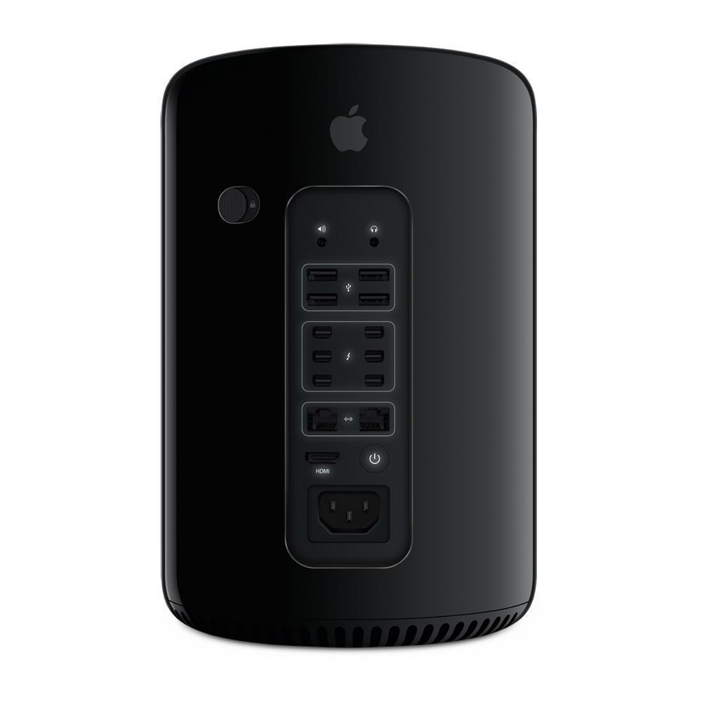 Mac Pro (Octobre 2013) Xeon E5 3,5 GHz - SSD 256 Go - 16 Go
