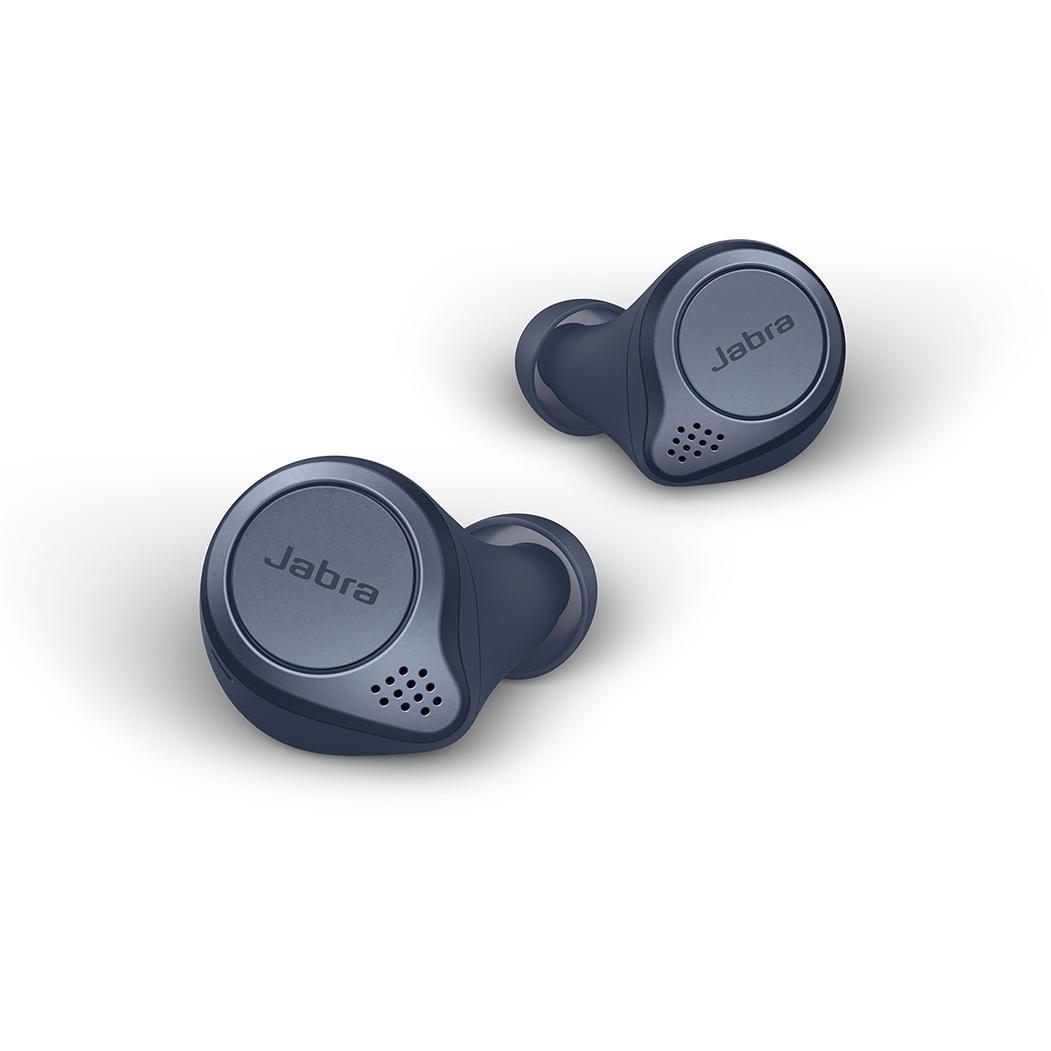 Ohrhörer In-Ear Bluetooth Rauschunterdrückung - Jabra Elite Active 75T