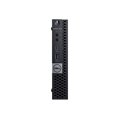 Dell OptiPlex 7070 Micro Core i3 3,1 GHz - SSD 256 Go RAM 8 Go