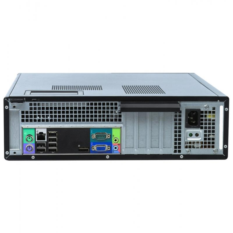 Dell OptiPlex 790 DT Core i3 3,3 GHz - HDD 320 Go RAM 4 Go