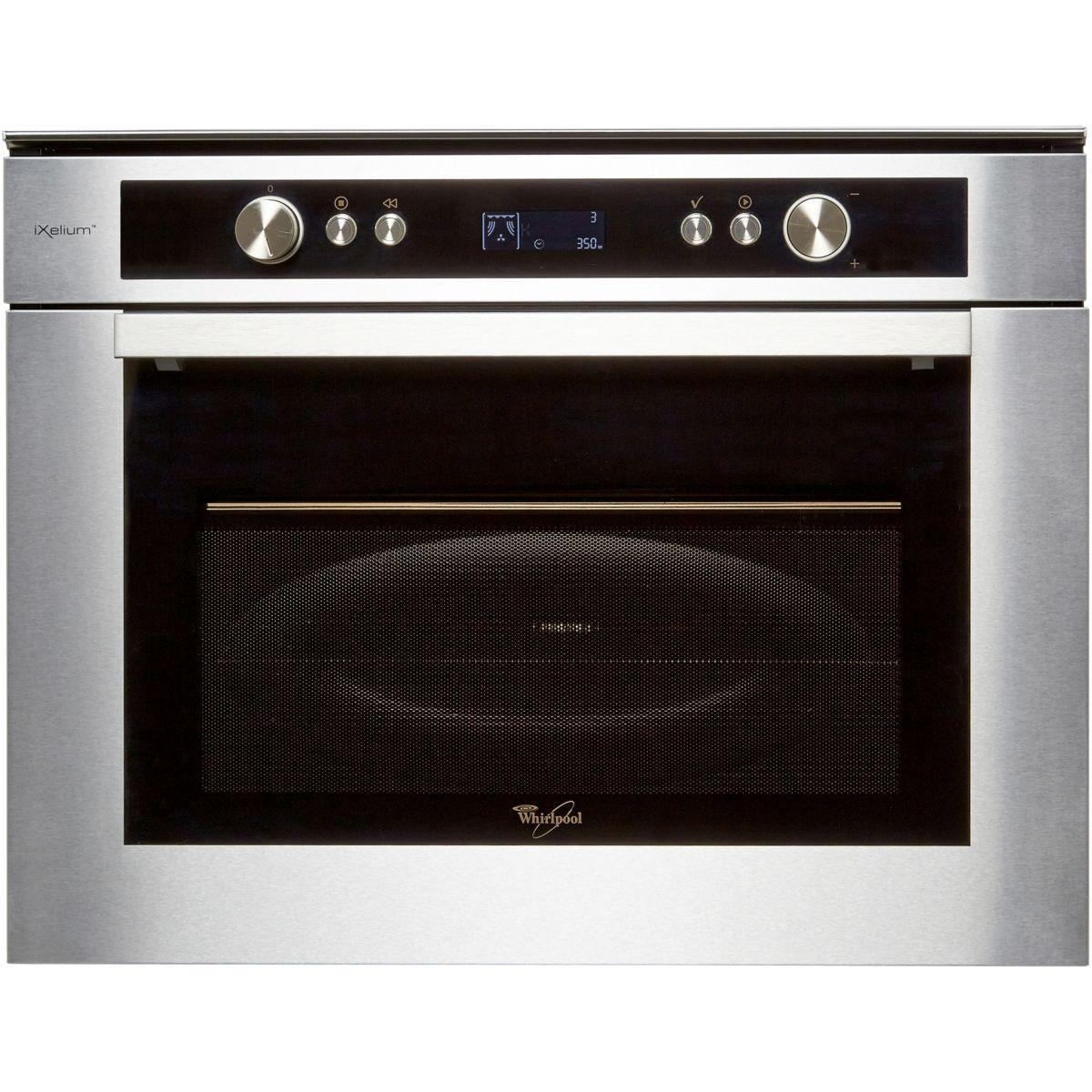Micro-ondes grill + four WHIRLPOOL AMW 835/IXL
