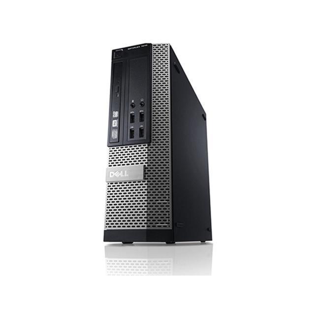"""Dell OptiPlex 990 SFF 27"""" Pentium 2,8 GHz - SSD 960 Go - 8 Go"""