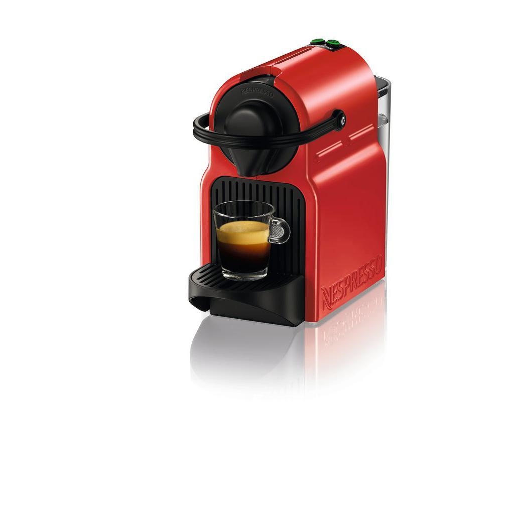 Cafeteras monodosis Compatible con Nespresso Krups XN 1005 Inissia