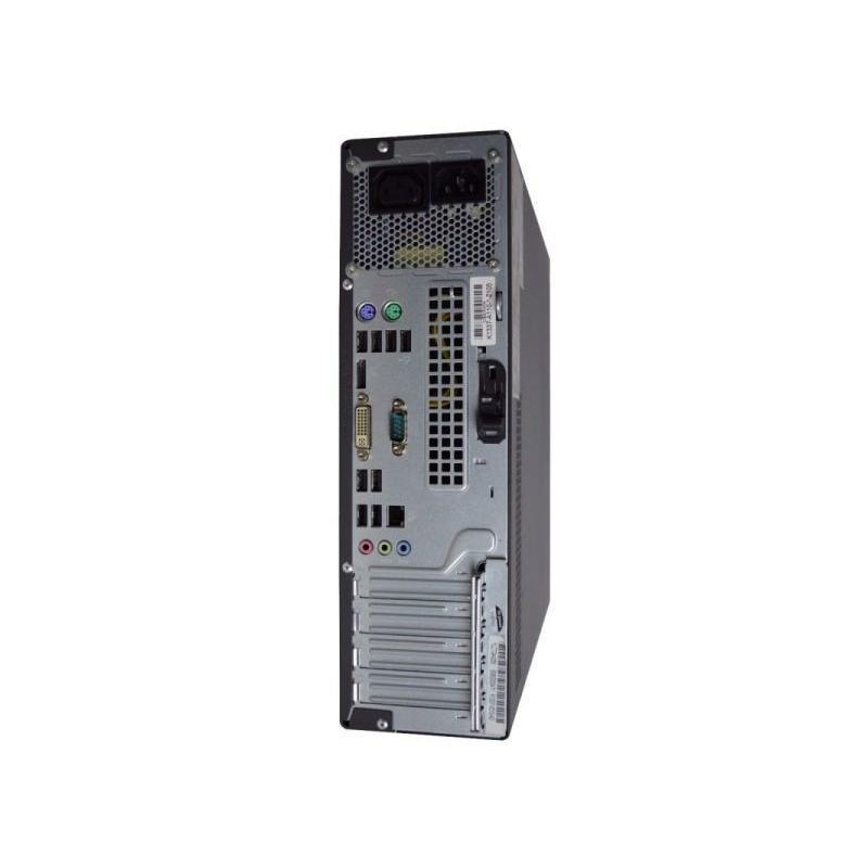 """Fujitsu Esprimo E700 E90+ DT 19"""" Core i3 3,3 GHz - SSD 960 Go - 4 Go"""