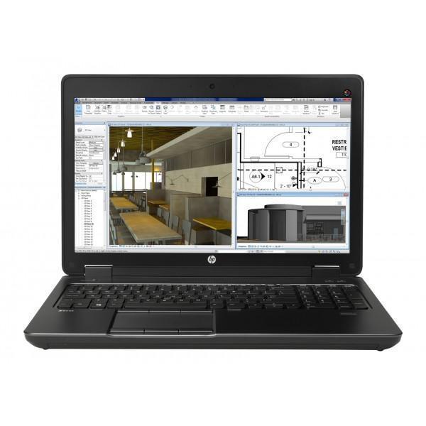 """HP ZBook 15 G2 15"""" Core i7 2,8 GHz  - SSD 256 GB - 8GB AZERTY - Französisch"""
