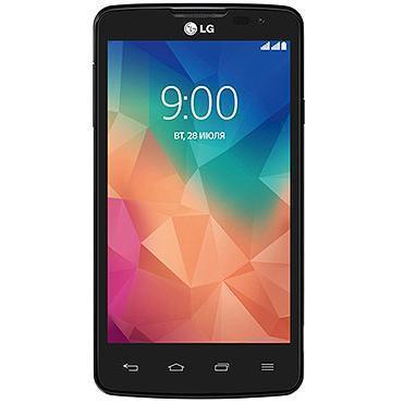 LG L60 - Schwarz- Ohne Vertrag