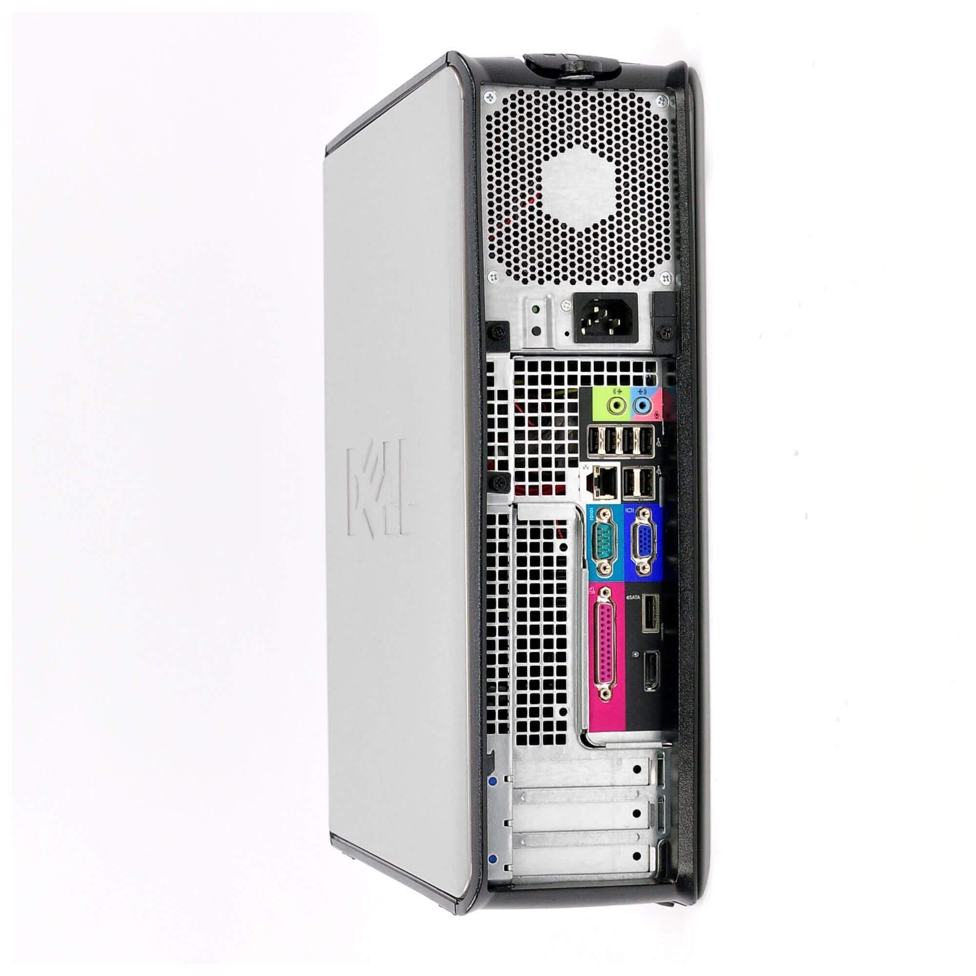 Dell OptiPlex 780 SFF Pentium 3,2 GHz - HDD 250 Go RAM 6 Go