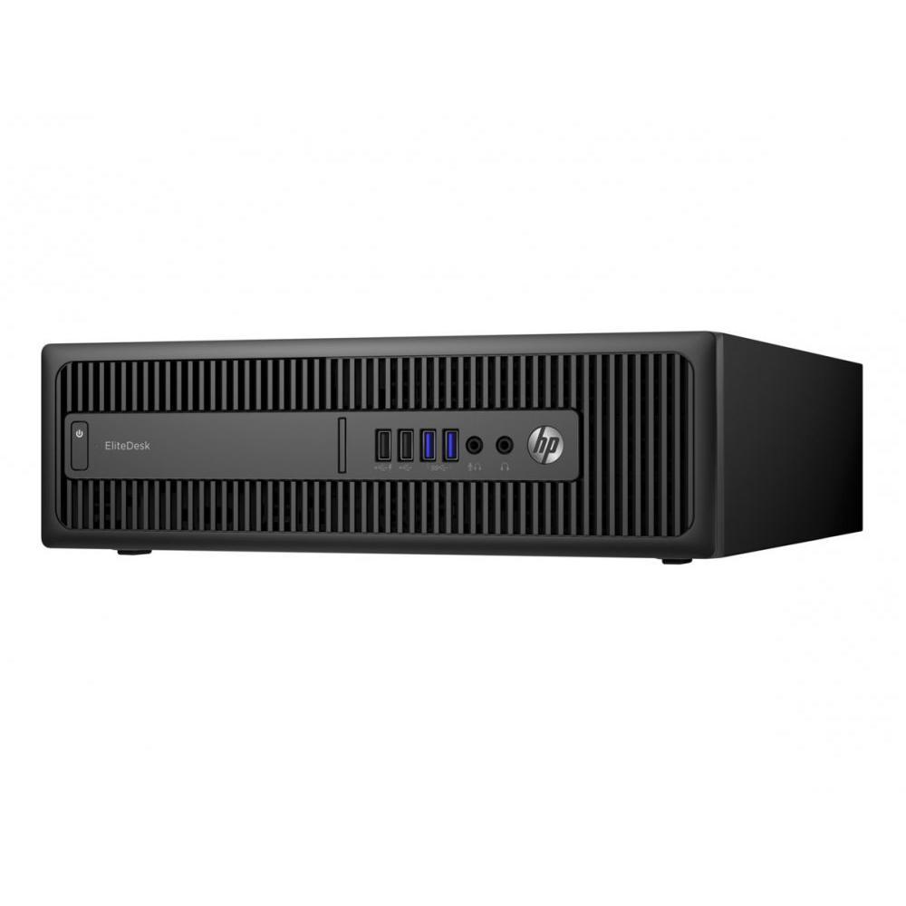 HP EliteDesk 800 G1 SFF Core i5 3,2 GHz - SSD 512 Go RAM 16 Go