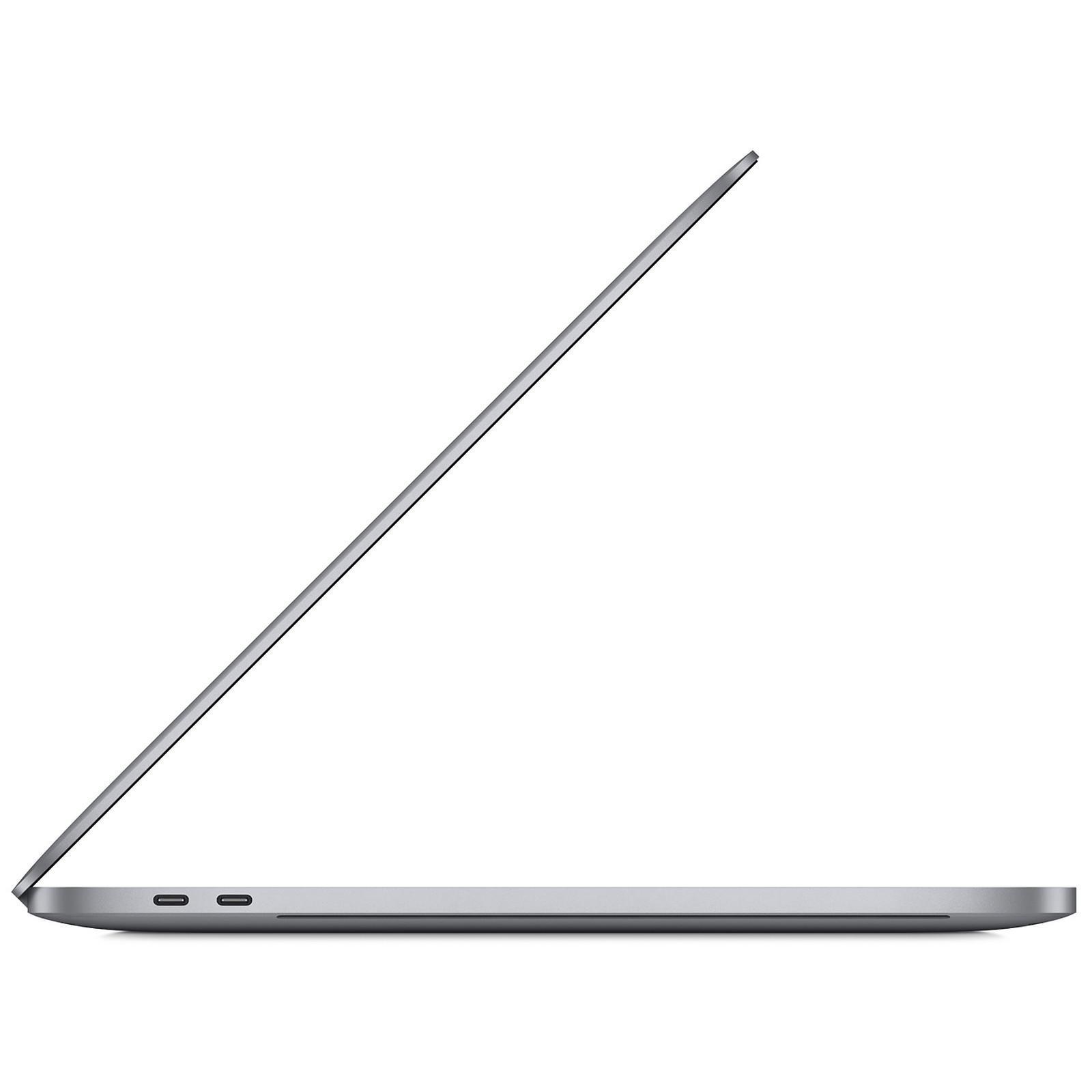 "MacBook Pro Touch Bar 16"" Retina (2019) - Core i7 2,6 GHz - SSD 512 Go - 16 Go AZERTY - Français"
