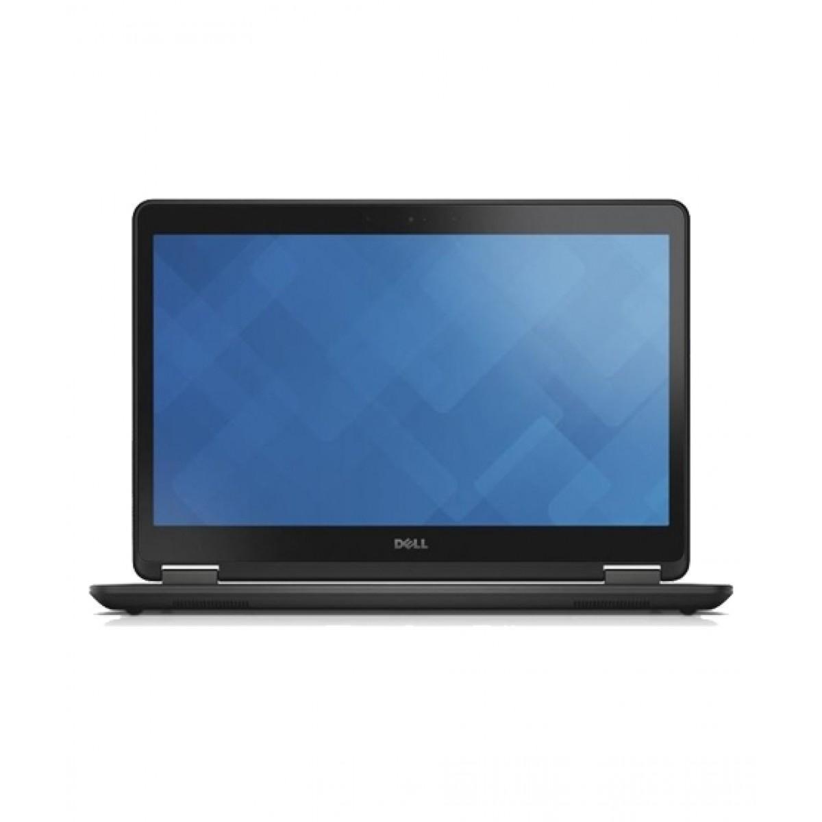 Dell Latitude E7250 12,5-tum (2015) - Core i5-5300U - 16GB - SSD 480 GB QWERTZ - Tyska